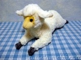 LITTLE LAMB LAYING コヒツジ image
